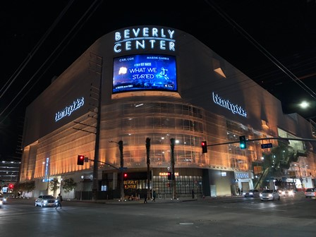 The Beverly Center Renovation Reaches Completion
