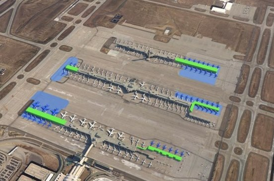 DEN Concourse Expansion Project Breaks Ground